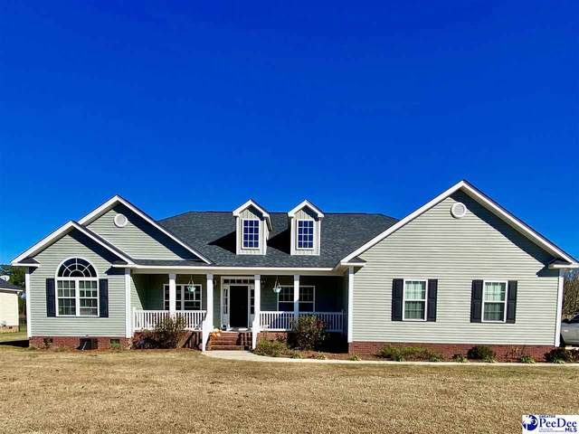 239 Merrifield Dr, Hartsville, SC 29550 (MLS #20203746) :: Crosson and Co
