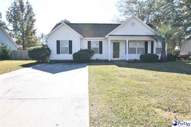1122 Hallie Drive, Florence, SC 29505 (MLS #20203758) :: Crosson and Co