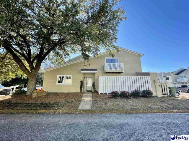 700 S Cashua Dr 15-G, Florence, SC 29501 (MLS #20203827) :: Crosson and Co