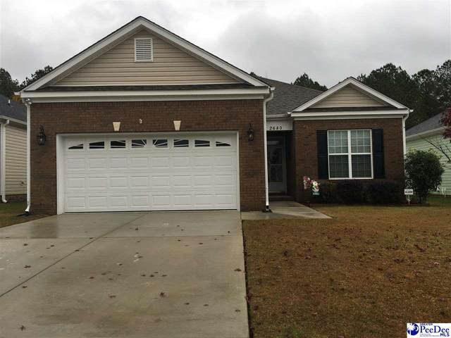 2680 Encino Dr, Florence, SC 29505 (MLS #20203942) :: Crosson and Co