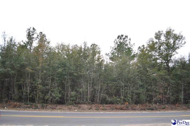 2.1 acres Oakridge Road, Brittons Neck, SC 29546 (MLS #20203950) :: The Latimore Group
