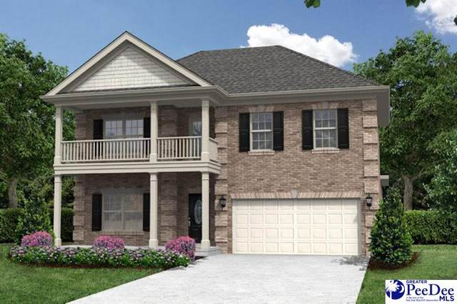 1108 Grove Blvd, Florence, SC 29501 (MLS #20203956) :: Crosson and Co