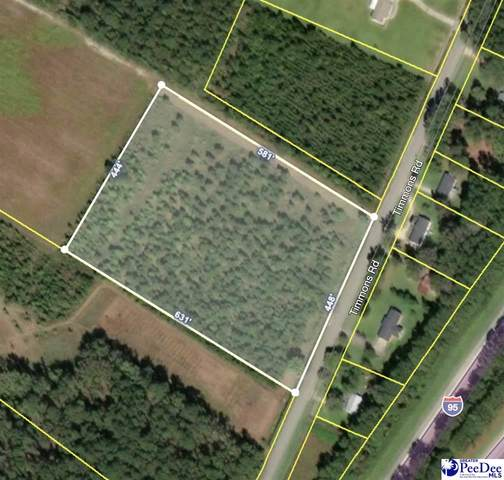 6 acres Timmons Road, Timmonsville, SC 29161 (MLS #20203964) :: Crosson and Co