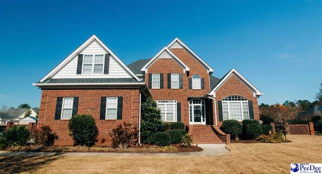 3409 Tennyson Drive, Florence, SC 29501 (MLS #20203992) :: Crosson and Co