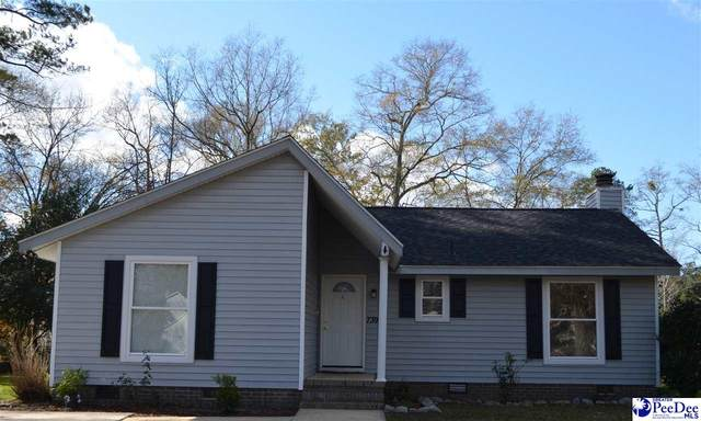 739 Kitty Lane, Florence, SC 29501 (MLS #20204053) :: Crosson and Co