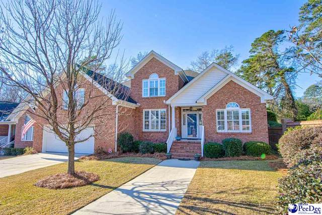 601 Trillium Court, Florence, SC 29501 (MLS #20210013) :: Crosson and Co