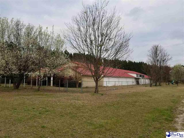 TBD Hamlet Hwy, Bennettsville, SC 29512 (MLS #20210014) :: Crosson and Co