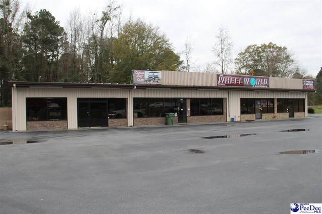 502 S Governor Williams  Hwy, Darlington, SC 29532 (MLS #20210017) :: Crosson and Co