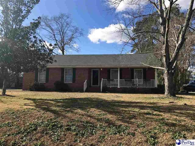 2233 Peachtree Street, Florence, SC 29505 (MLS #20210026) :: Crosson and Co