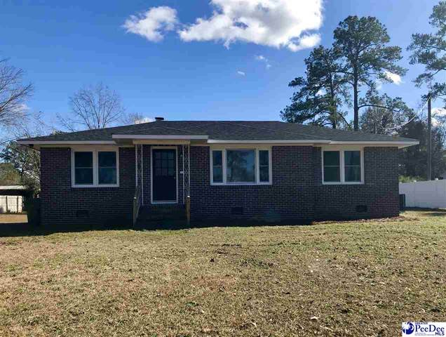 1906 Bellevue Drive, Florence, SC 29501 (MLS #20210027) :: Crosson and Co