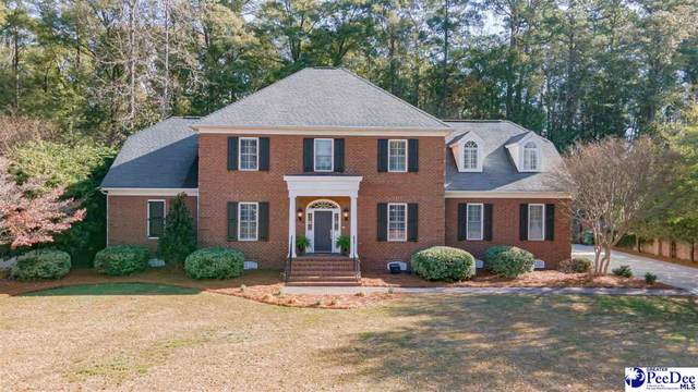 1012 Lindberg Drive, Florence, SC 29501 (MLS #20210030) :: Crosson and Co