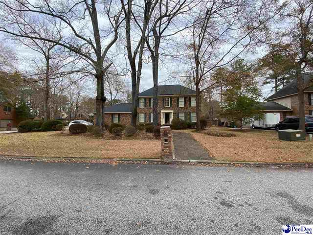 921 Cloisters Drive, Florence, SC 29505 (MLS #20210035) :: Crosson and Co
