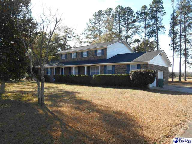218 Kershaw, Timmonsville, SC 29161 (MLS #20210048) :: Crosson and Co