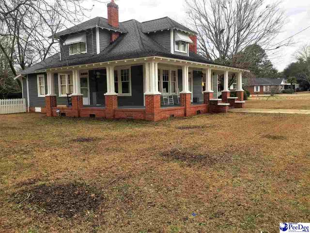 1313 W Boulevard, Chesterfield, SC 29709 (MLS #20210062) :: Crosson and Co