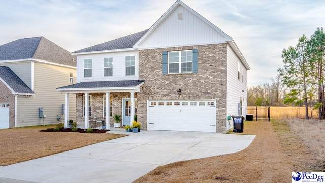 1050 Wessex Drive, Florence, SC 29501 (MLS #20210078) :: Crosson and Co
