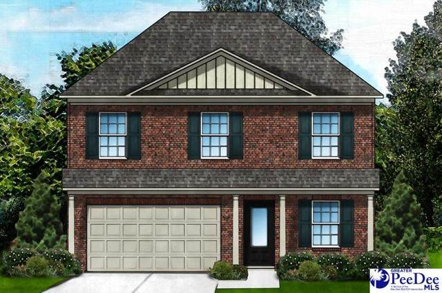 3444 Ross Morgan Dr, Florence, SC 29541 (MLS #20210096) :: The Latimore Group