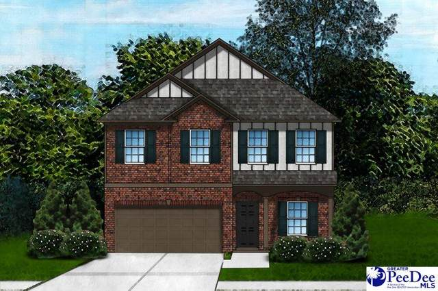 3448 Ross Morgan Dr, Florence, SC 29501 (MLS #20210097) :: The Latimore Group