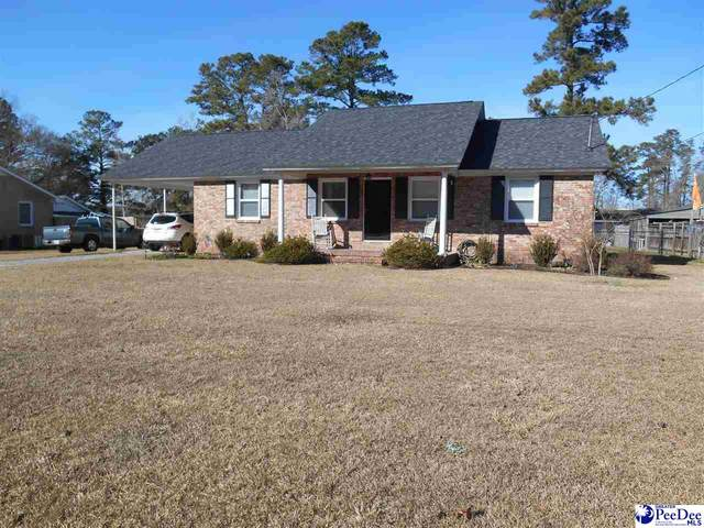125 W Shirley Drive, Effingham, SC 29541 (MLS #20210116) :: Coldwell Banker McMillan and Associates