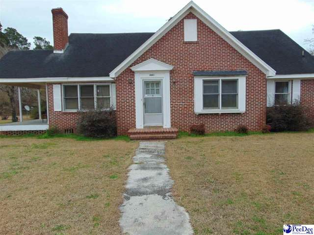 2604 Railroad Ave, Mullins, SC 29574 (MLS #20210124) :: Crosson and Co
