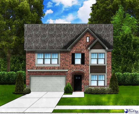 3429 Ross Morgan Dr, Florence, SC 29501 (MLS #20210125) :: Crosson and Co