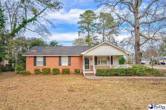 1101 Berkley Ave, Florence, SC 29505 (MLS #20210128) :: Crosson and Co