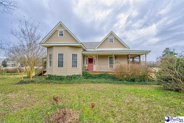 1419 Weaver Street, Timmonsville, SC 29161 (MLS #20210142) :: Crosson and Co