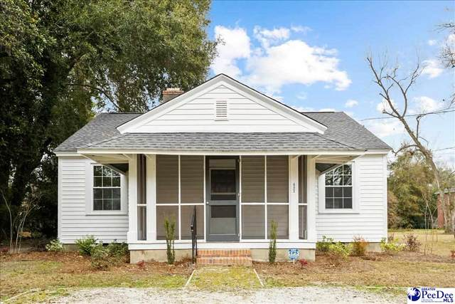 422 Winston Street, Florence, SC 29501 (MLS #20210144) :: Crosson and Co