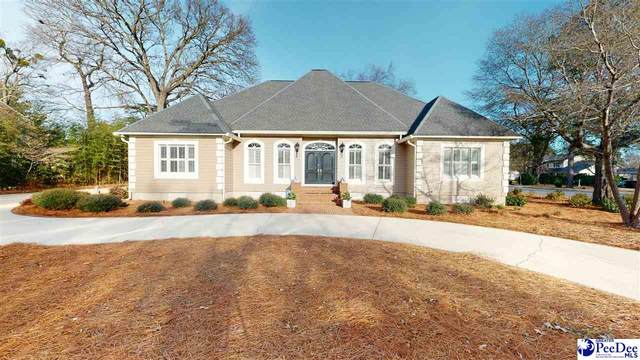 305 Kings Place Road, Hartsville, SC 29550 (MLS #20210151) :: Crosson and Co