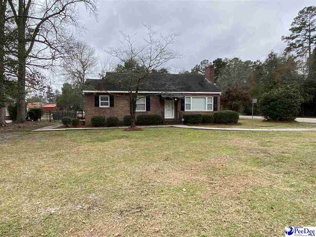 703 Williams Street, Lake City, SC 29560 (MLS #20210163) :: Crosson and Co