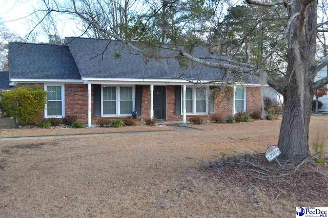 3921 Pine Needles, Florence, SC 29501 (MLS #20210165) :: Crosson and Co