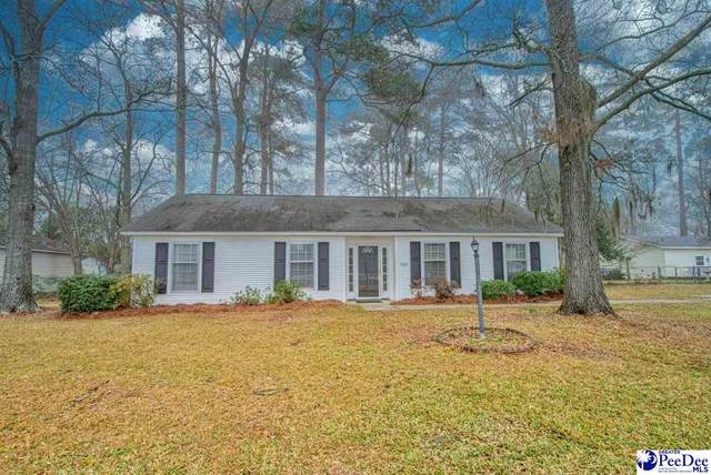 3933 Pine Needles Rd, Florence, SC 29501 (MLS #20210172) :: Crosson and Co