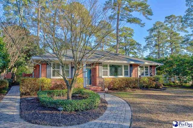 1020 Wentworth, Florence, SC 29501 (MLS #20210173) :: Crosson and Co