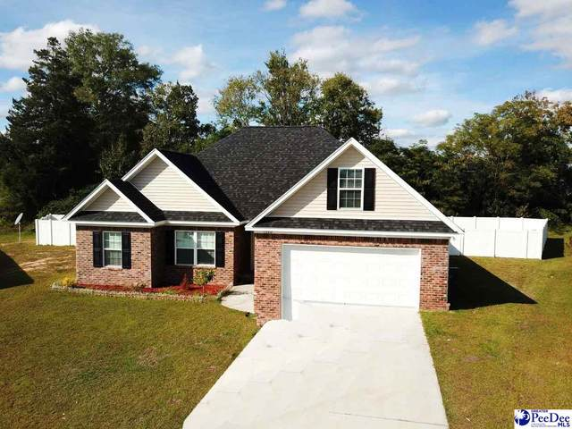 1300 Millbank Drive, Florence, SC 29501 (MLS #20210175) :: Crosson and Co
