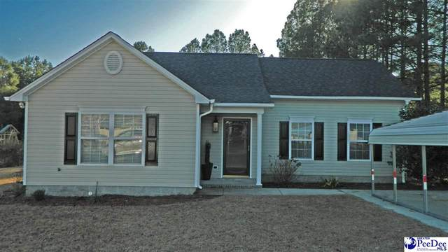 2604 Crickintree Lane, Darlington, SC 29532 (MLS #20210181) :: Crosson and Co