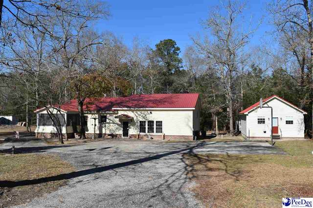 1757 Magic Drive, Pamplico, SC 29583 (MLS #20210182) :: Crosson and Co