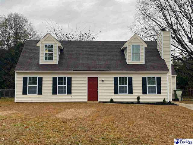 2330 Clareview Drive, Florence, SC 29505 (MLS #20210185) :: Crosson and Co