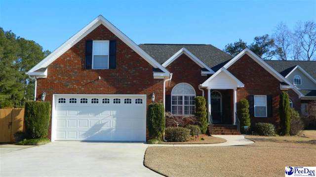 460 Sterling Drive, Florence, SC 29501 (MLS #20210186) :: Crosson and Co
