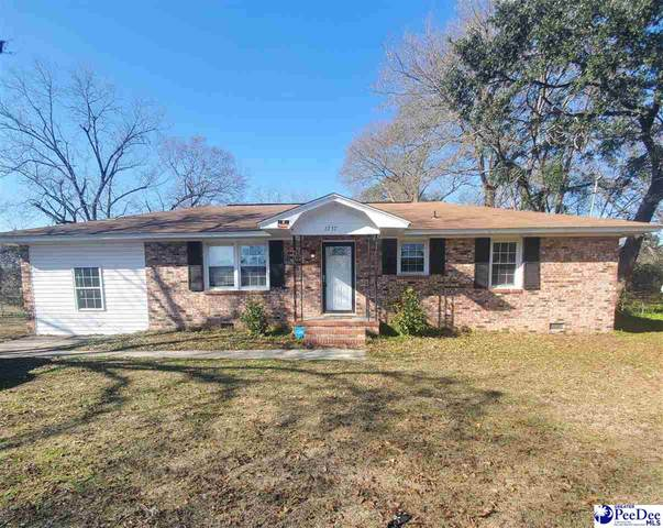 2237 W Piccadilly Drive, Florence, SC 29501 (MLS #20210187) :: The Latimore Group