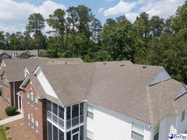 1197 Waxwing Dr Unit G, Florence, SC 29505 (MLS #20210219) :: Crosson and Co