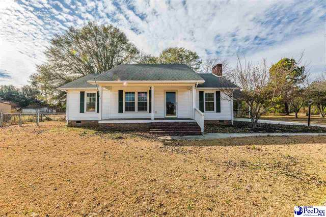 2709 Arthur Road, Florence, SC 29505 (MLS #20210222) :: Crosson and Co