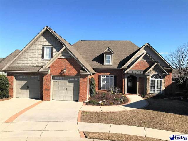 832 Merrill Hall, Florence, SC 29501 (MLS #20210223) :: The Latimore Group