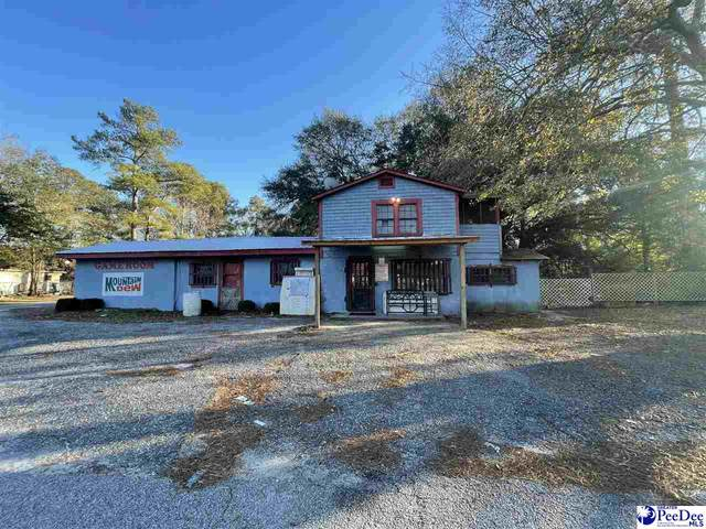 2318 Kentyre Road, Dillon, SC 29536 (MLS #20210244) :: Crosson and Co