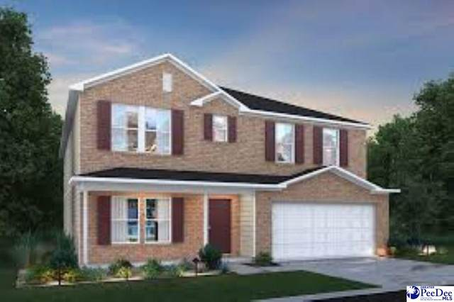 4090 Lake Russell Dr., Florence, SC 29501 (MLS #20210258) :: Crosson and Co