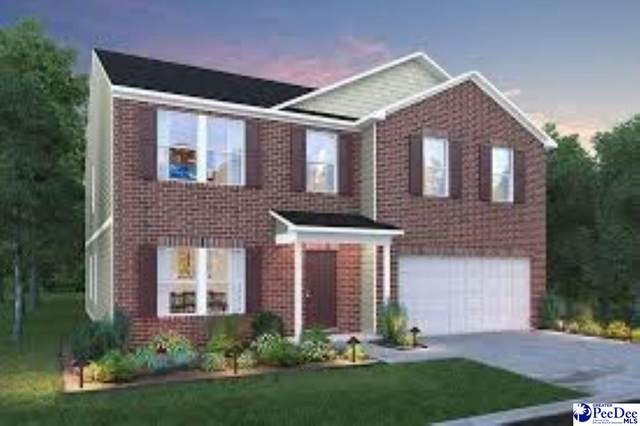 1820 Lake Jocassee Dr., Florence, SC 29506 (MLS #20210260) :: Crosson and Co