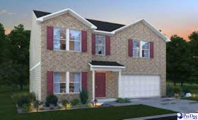 1803 Lake Jocassee Dr., Florence, SC 29506 (MLS #20210261) :: Crosson and Co