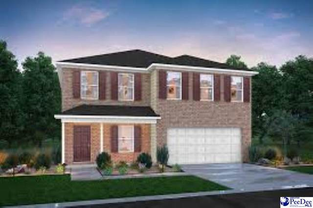 4094 Lake Russell Dr, Florence, SC 29501 (MLS #20210264) :: Crosson and Co