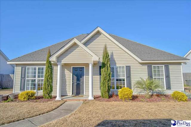 2904 Garden Gate Way, Florence, SC 29451 (MLS #20210293) :: Crosson and Co