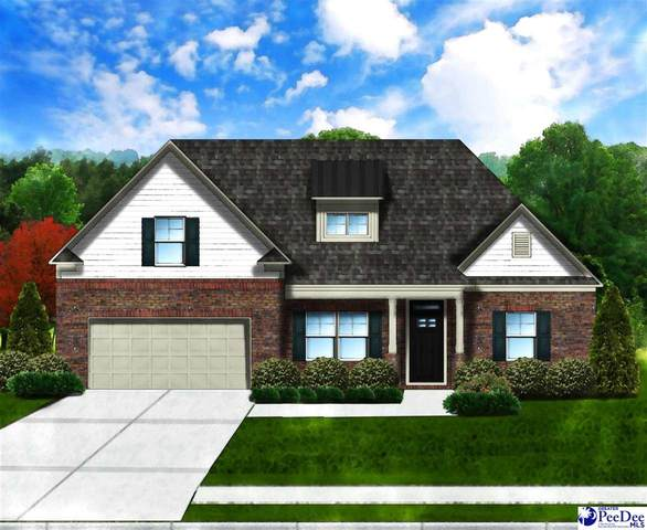 1141 Grove Blvd, Florence, SC 29501 (MLS #20210307) :: Crosson and Co