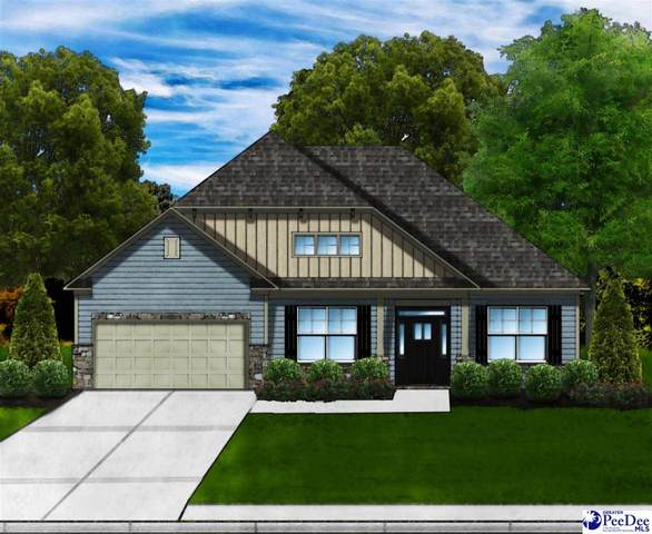 1136 Grove Blvd, Florence, SC 29501 (MLS #20210308) :: Crosson and Co