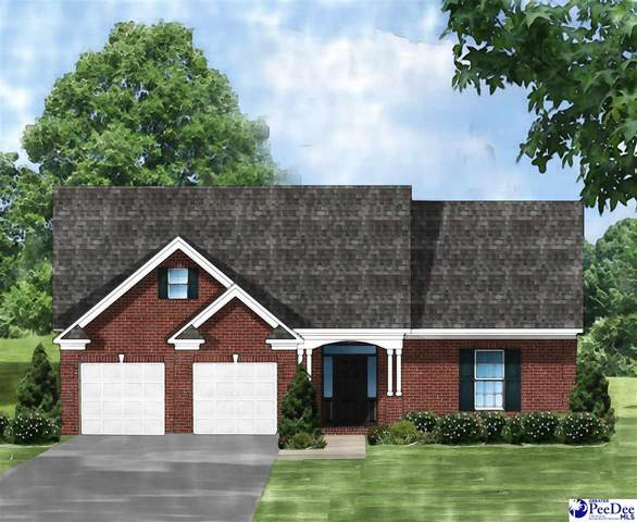 1137 Grove Blvd, Florence, SC 29501 (MLS #20210313) :: The Latimore Group